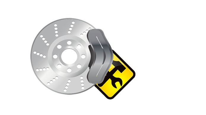 Диагностика и ремонт тормозной системы
